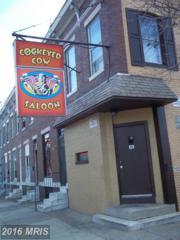 900 Carey Street, Baltimore, MD 21223 (#BA9592384) :: Pearson Smith Realty