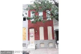 1147 Carrollton Avenue, Baltimore, MD 21217 (#BA9605537) :: Pearson Smith Realty
