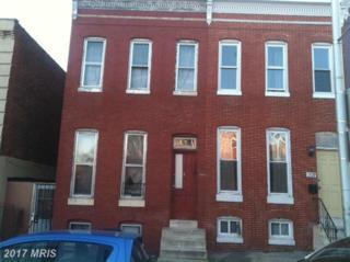 1707 Baltimore Street, Baltimore, MD 21223 (#BA9630619) :: Pearson Smith Realty