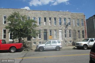 415 Smallwood Street S, Baltimore, MD 21223 (#BA9751815) :: Pearson Smith Realty