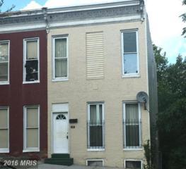 1522 Gorsuch Avenue, Baltimore, MD 21218 (#BA9752396) :: Pearson Smith Realty