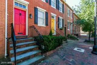 131 Barre Street W, Baltimore, MD 21201 (#BA9768060) :: Pearson Smith Realty