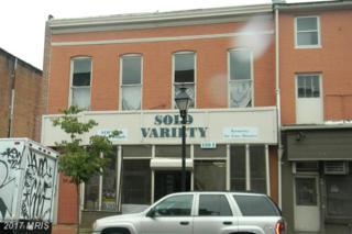 1104 Baltimore Street, Baltimore, MD 21223 (#BA9776220) :: Pearson Smith Realty