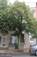 728 Biddle Street, Baltimore, MD 21202 (#BA9786185) :: Pearson Smith Realty