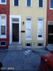 1719 Presstman Street, Baltimore, MD 21217 (#BA9804698) :: Pearson Smith Realty