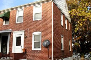 435 Roundview Road, Baltimore, MD 21225 (#BA9805758) :: Pearson Smith Realty