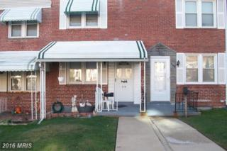 2110 Parksley Avenue, Baltimore, MD 21230 (#BA9808401) :: Pearson Smith Realty