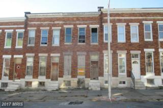 2735 Harlem Avenue, Baltimore, MD 21216 (#BA9816232) :: Pearson Smith Realty