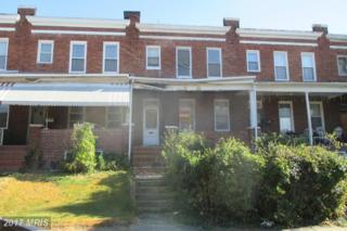 1513 Payson Street N, Baltimore, MD 21217 (#BA9817987) :: LoCoMusings