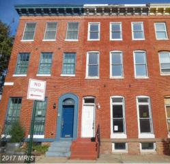 1336 W Lombard Street, Baltimore, MD 21223 (#BA9818917) :: Pearson Smith Realty