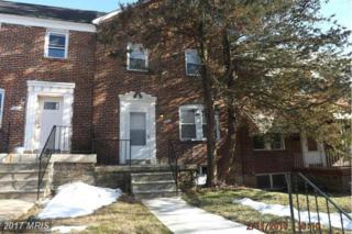 3309 Leighton Avenue, Baltimore, MD 21215 (#BA9821778) :: LoCoMusings