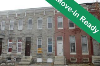 2328 Druid Hill Avenue, Baltimore, MD 21217 (#BA9823087) :: Pearson Smith Realty