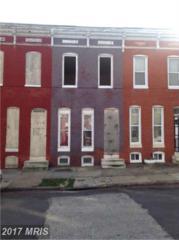 1413 Lanvale Street, Baltimore, MD 21213 (#BA9827023) :: Pearson Smith Realty
