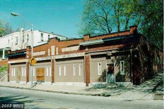 3802 Clifton Avenue, Baltimore, MD 21216 (#BA9829559) :: Pearson Smith Realty
