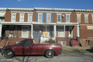 1228 Bonaparte Avenue, Baltimore, MD 21218 (#BA9829690) :: LoCoMusings