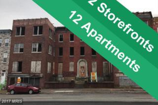 1217 Preston Street E, Baltimore, MD 21202 (#BA9831435) :: LoCoMusings