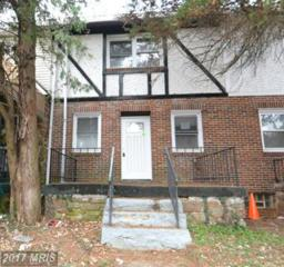 5440 Jonquil Avenue, Baltimore, MD 21215 (#BA9839077) :: Pearson Smith Realty