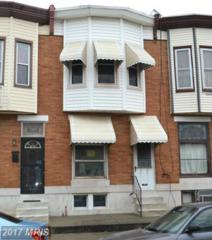 507 Newkirk Street S, Baltimore, MD 21224 (#BA9839614) :: Pearson Smith Realty