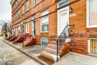 1943 Baltimore Street, Baltimore, MD 21223 (#BA9841487) :: Pearson Smith Realty
