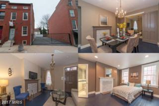 8 Hamilton Street E, Baltimore, MD 21202 (#BA9844540) :: Pearson Smith Realty