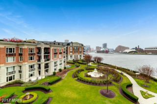 801 Key Highway #453, Baltimore, MD 21230 (#BA9850261) :: Pearson Smith Realty