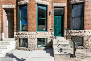 1423 Madison Avenue, Baltimore, MD 21217 (#BA9857482) :: Pearson Smith Realty