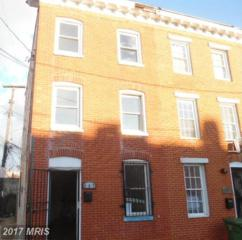 507 Otterbein Street, Baltimore, MD 21230 (#BA9871158) :: Pearson Smith Realty