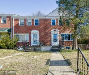 1564 Wadsworth Way, Baltimore, MD 21239 (#BA9873453) :: LoCoMusings
