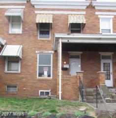1930 Grinnalds Avenue, Baltimore, MD 21230 (#BA9879647) :: LoCoMusings