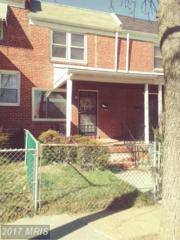 2724 Oliver Street E, Baltimore, MD 21213 (#BA9894823) :: LoCoMusings