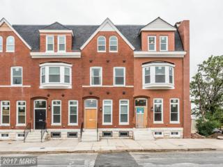 325 20TH Street E, Baltimore, MD 21218 (#BA9895142) :: Pearson Smith Realty