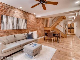 411 Wolfe Street, Baltimore, MD 21231 (#BA9916984) :: Pearson Smith Realty