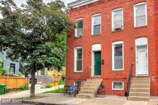1702 Latrobe Street, Baltimore, MD 21202 (#BA9933031) :: Pearson Smith Realty