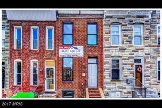 1461 Towson Street, Baltimore, MD 21230 (#BA9933421) :: Pearson Smith Realty