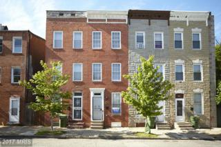 1106 Lombard Street W, Baltimore, MD 21223 (#BA9936285) :: Pearson Smith Realty