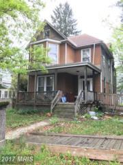 4104 Penhurst Avenue, Baltimore, MD 21215 (#BA9950126) :: Pearson Smith Realty