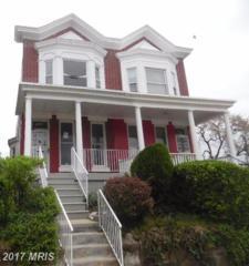 1503 Poplar Grove Street, Baltimore, MD 21216 (#BA9955102) :: Pearson Smith Realty