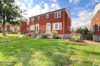 2214 Walshire Avenue, Baltimore, MD 21214 (#BA9956842) :: Pearson Smith Realty