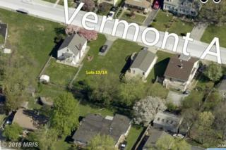 0 Vermont Avenue, Halethorpe, MD 21227 (#BC9746299) :: Pearson Smith Realty