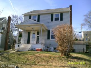 5540 Ashbourne Road, Baltimore, MD 21227 (#BC9817445) :: Pearson Smith Realty