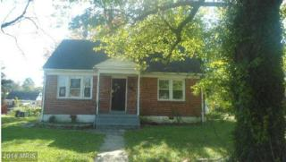 7113 Liberty Road, Baltimore, MD 21207 (#BC9819371) :: Pearson Smith Realty