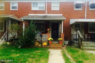 1514 Barkley Avenue, Baltimore, MD 21221 (#BC9829175) :: LoCoMusings