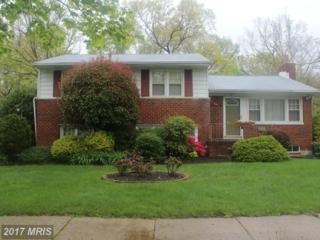 520 Goucher Boulevard, Baltimore, MD 21286 (#BC9854037) :: Pearson Smith Realty