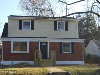 705 Silver Creek Road, Pikesville, MD 21208 (#BC9873180) :: Pearson Smith Realty
