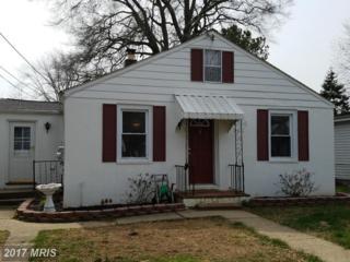 949 Barron Avenue, Baltimore, MD 21221 (#BC9874451) :: Pearson Smith Realty