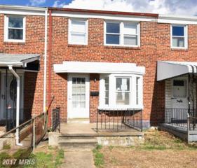 430 Torner Road, Baltimore, MD 21221 (#BC9879175) :: LoCoMusings