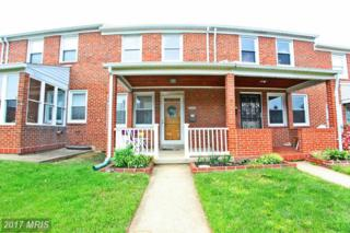 7274 Conley Street, Baltimore, MD 21224 (#BC9913670) :: Pearson Smith Realty