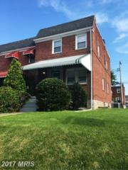 7801 Baltimore Street, Baltimore, MD 21224 (#BC9923657) :: Pearson Smith Realty