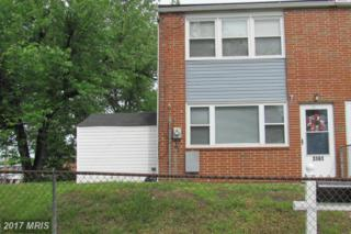 3161 Shiloh Court, Halethorpe, MD 21227 (#BC9927977) :: Pearson Smith Realty