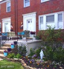 312 Greenlow Road, Catonsville, MD 21228 (#BC9954493) :: Pearson Smith Realty